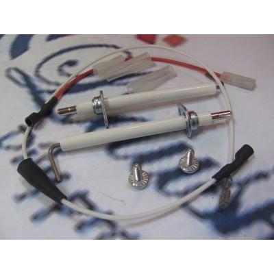Elektroda ionizační/zapalovací + vodiče SADA DAKON KOMPAKT