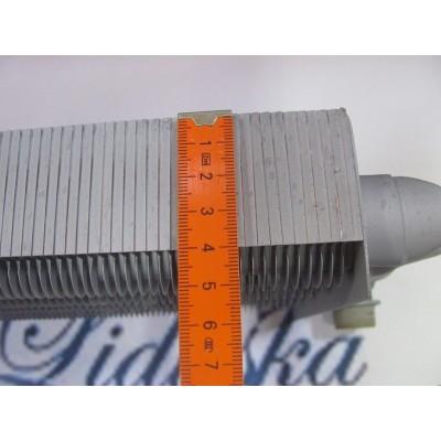 Výměník spaliny/voda PR 17-402  prim.monot. 5 tub  L250     74 Fins