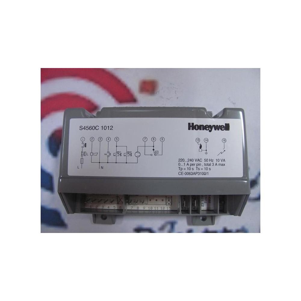 Automatika zapalovací S 4560 C 1012 Honeywell