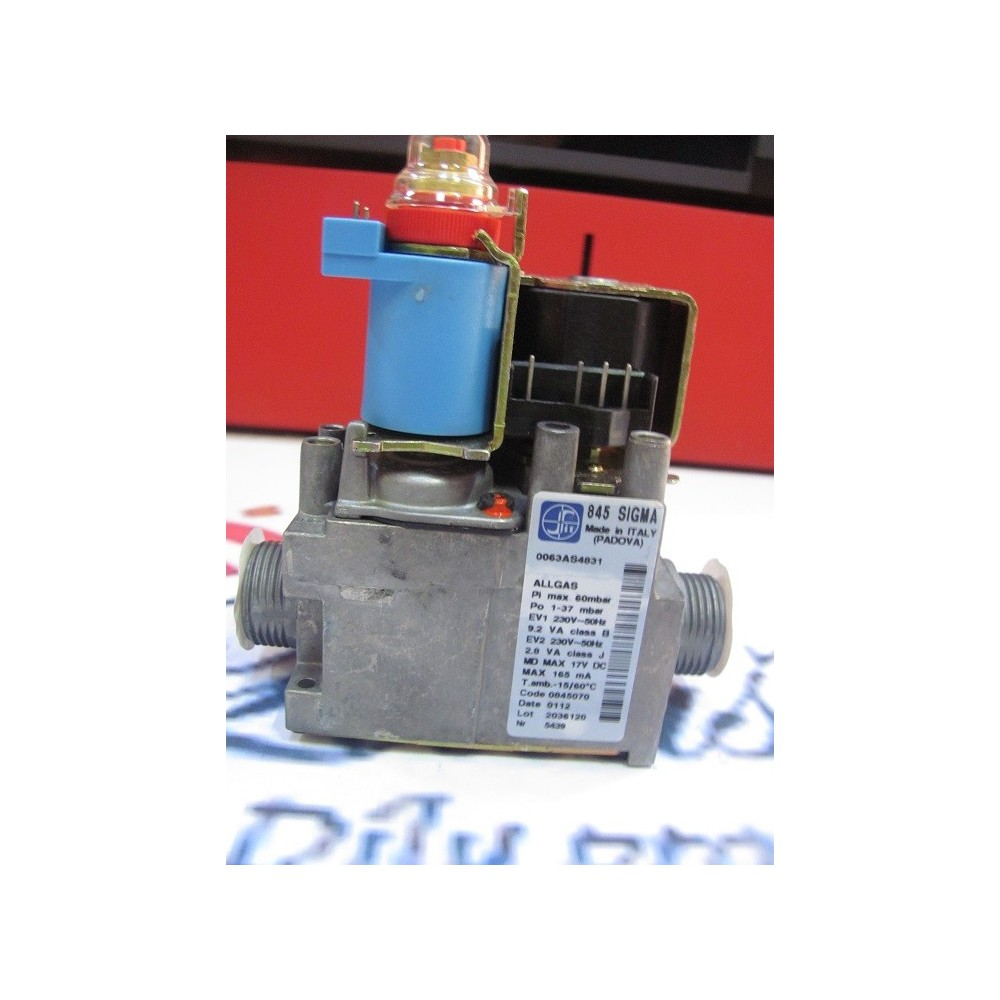 Ventil plynový  SIGMA SIT 845  R10021021   23C