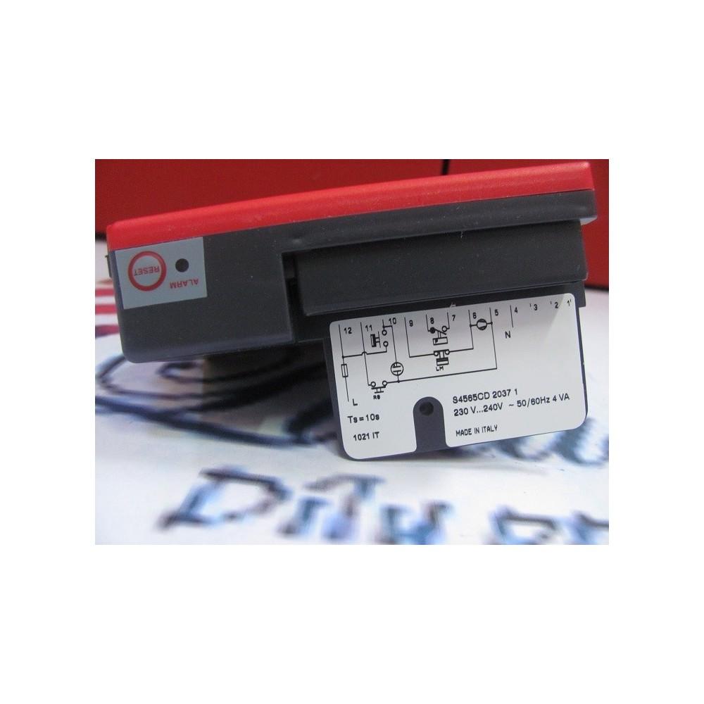 Automatika zapalovací S 4565 CD 2037  s resetem
