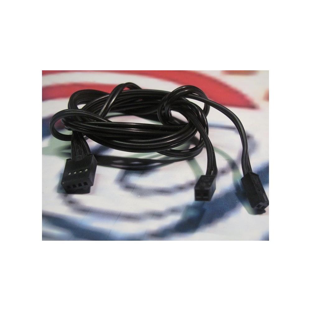 Kabel s koncovkami MBC 55/85cm