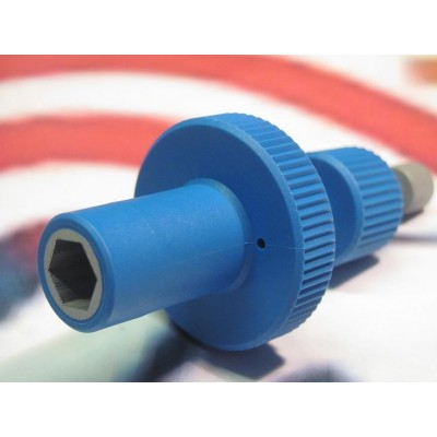 Seřizovací klíč na plynovou armaturu