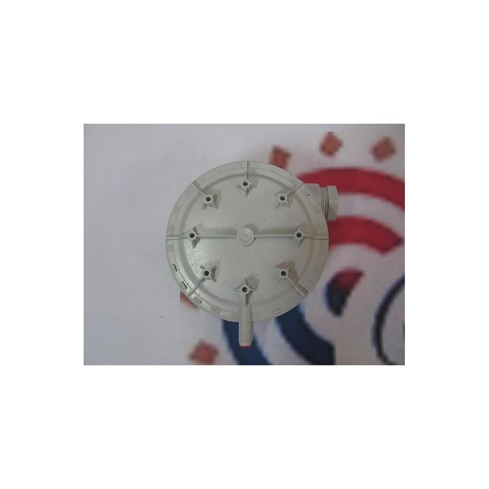Manostat Huba Control 60/50Pa s hadičkami silikon