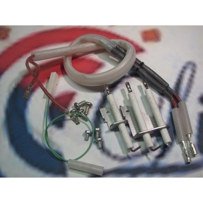 Sada elektrod DAGAS 01 , 02 / 03  C ,R