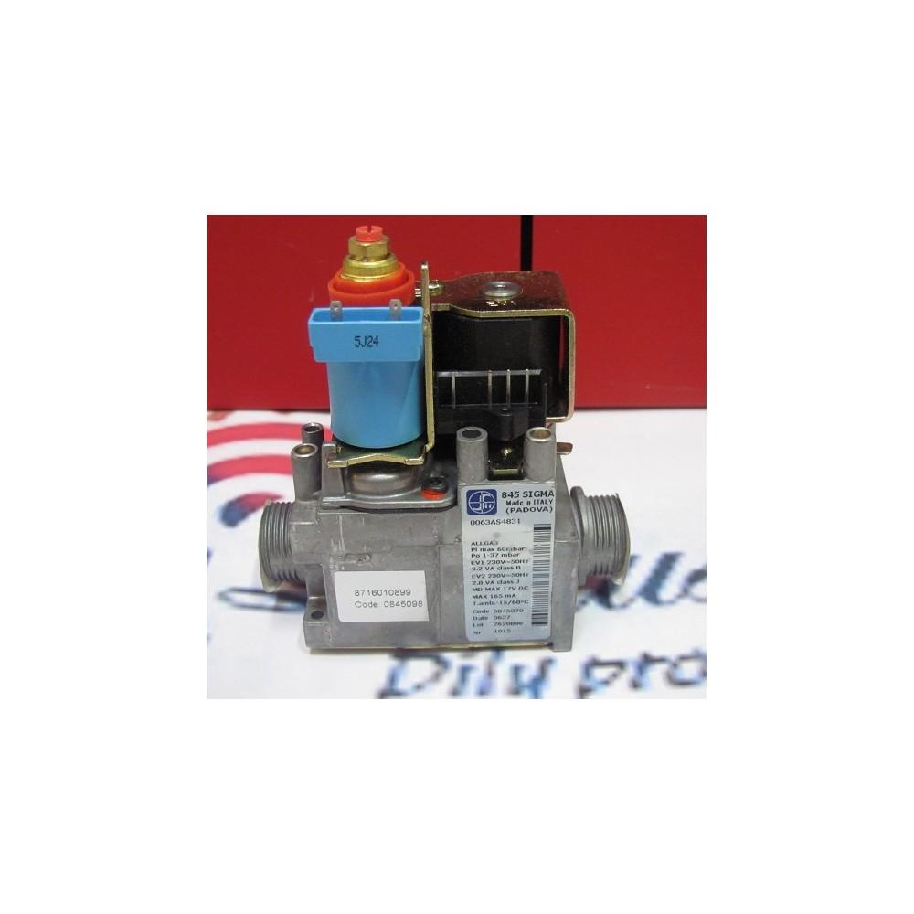 Plynový ventil SIT Sigma 845 DAGAS 02/03 DAKON