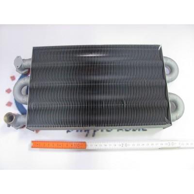 Výměník spaliny/voda PR20-323081    prim. monot. 4 tub,L-290 D23 - 92 Fins