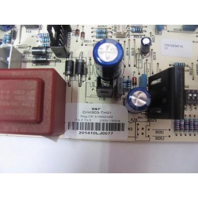 Automatika DIMS03 -TH01 konden.