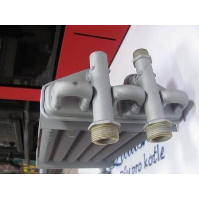 Výměník spaliny / voda  bitermický 20 kW Valmex