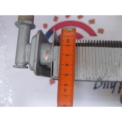 Výměník spaliny / voda bithermický Valvex  CVPRB24-501