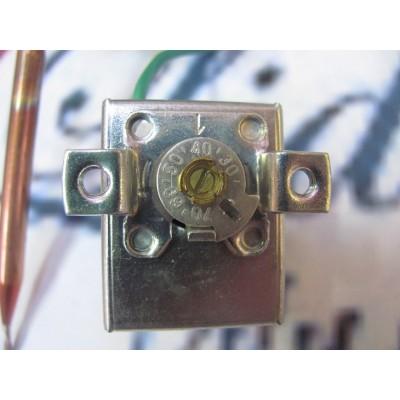 Termostat 25 - 70°C  zlaté kontakty  l-1000