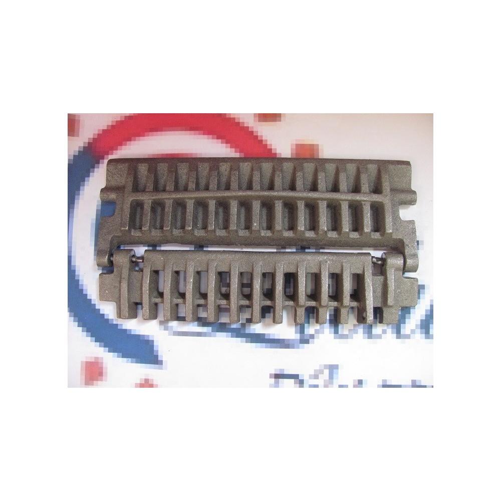 Rošt přední a výklop sestava Cr DAKON DOR DOR F 25, 32 , DOR 4F 24