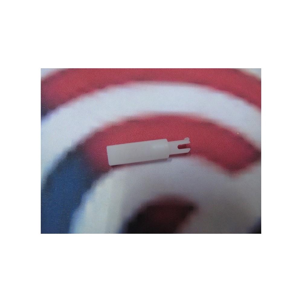 Hřídelka ovladacího knoflíku typ B
