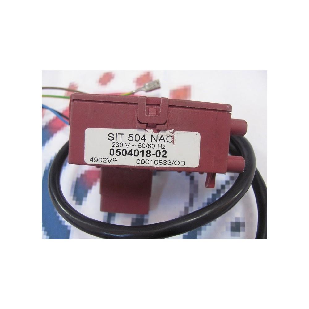 Automatika zapalovací SIT 504 NAC