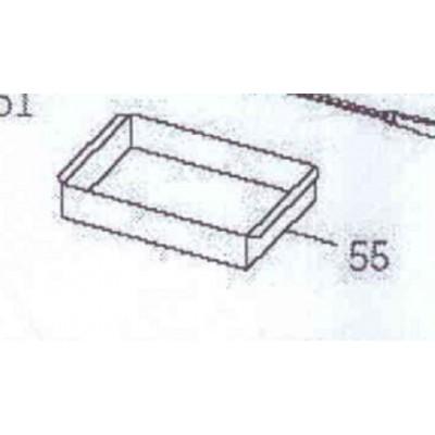 Zásuvka popelníková DAKON FB 42