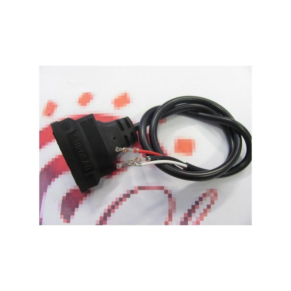 Kabel k 3 cestnému ventilu