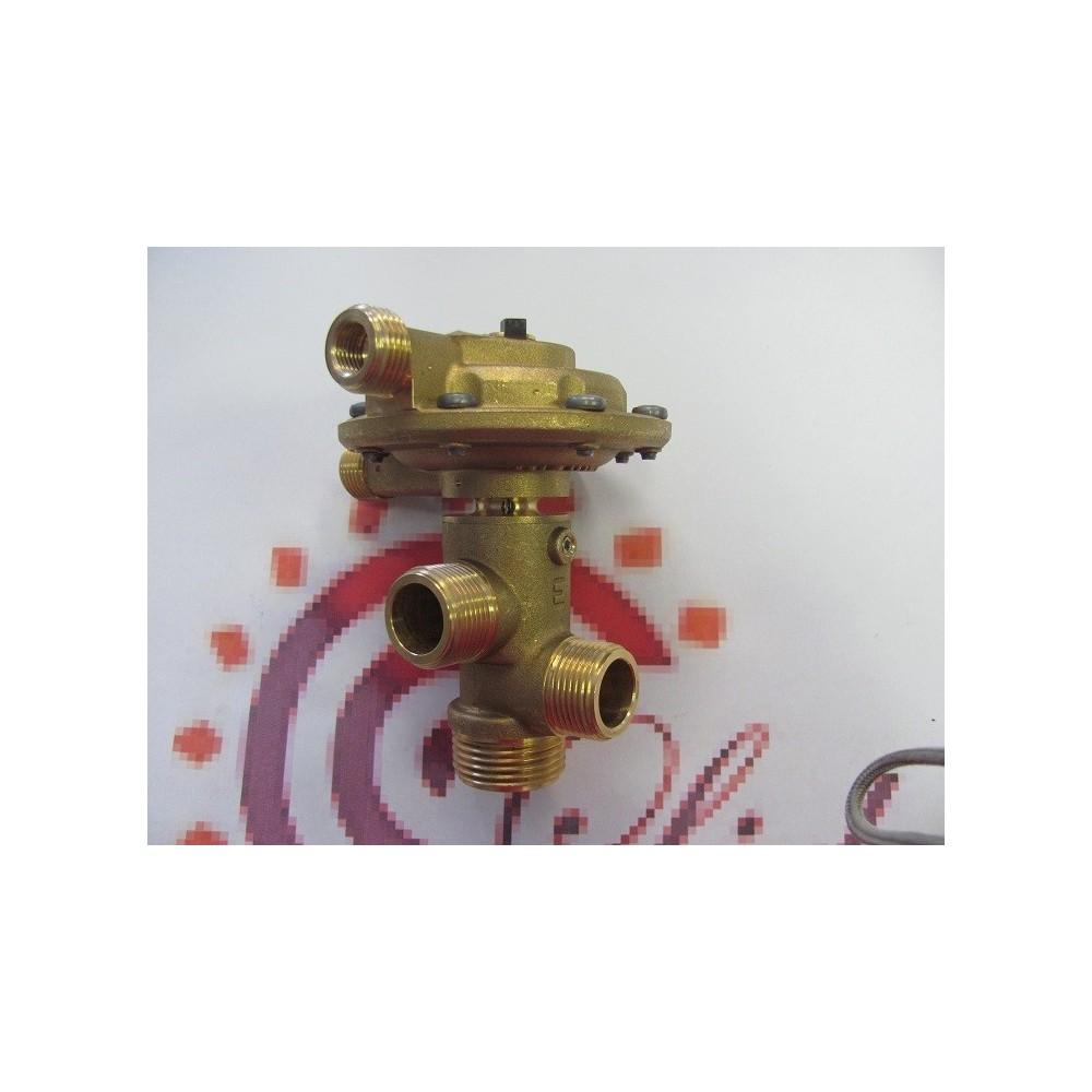 Třícestný ventil membránový E