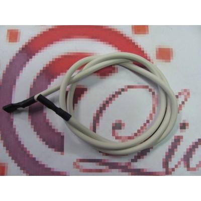 Kabel k ionizační elektrodě 610mm silikon