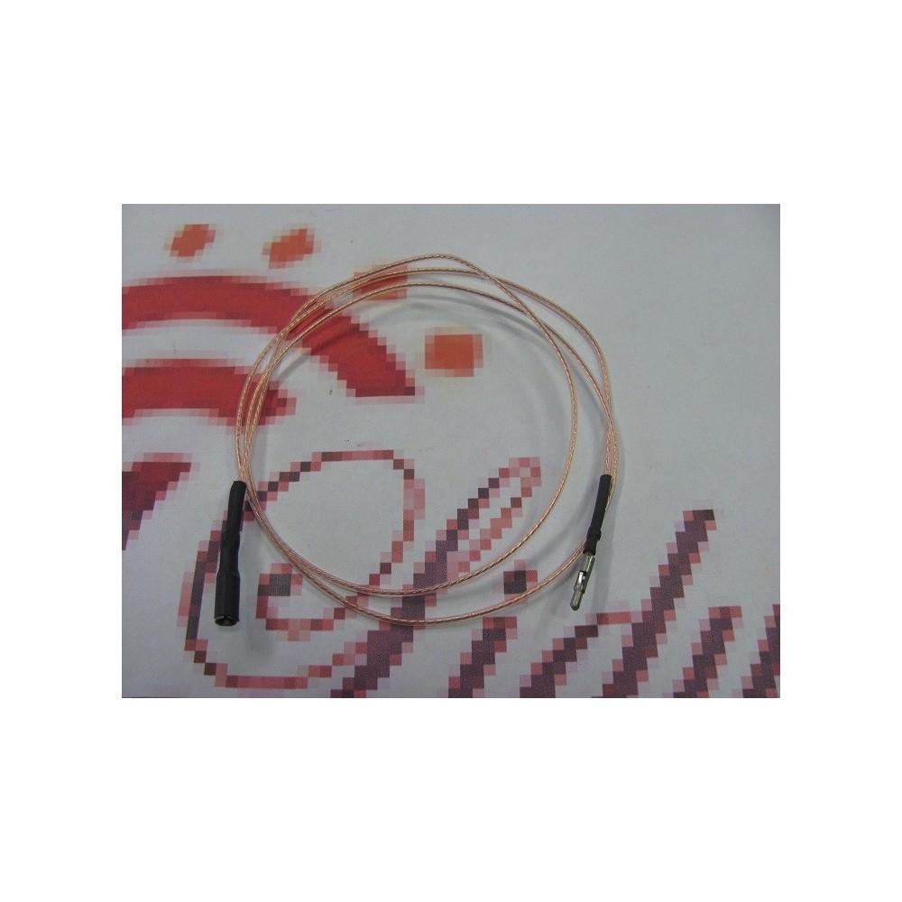 Kabel teflon k elektrodě