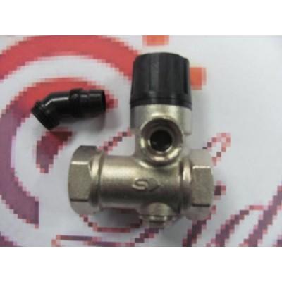 """Pojistný ventil TE 2848 3/4""""  6,5 bar"""