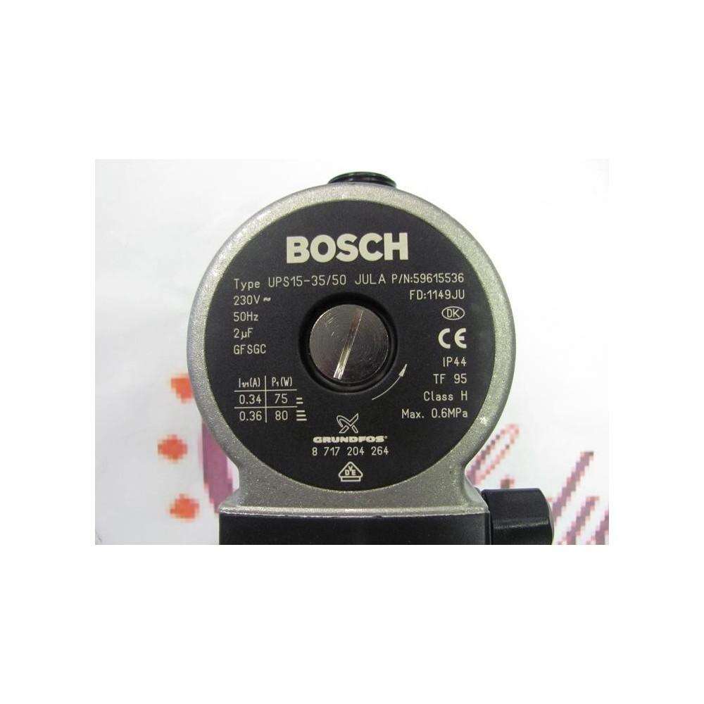 Čerpadlo Bosch UPS 15-35-50 160mm G1 230V 50Hz