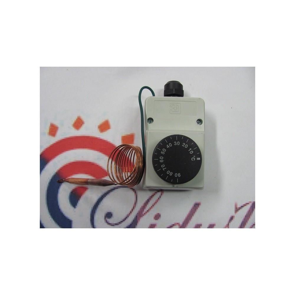 Termostat provozní kapilárový TS9520.54  0-90°C kapilára 1,5m IP40
