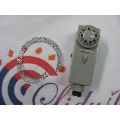 Termostat provozní příložný 10-90°C BB1-1000 zvýšená citlivost, teplovodivá pasta