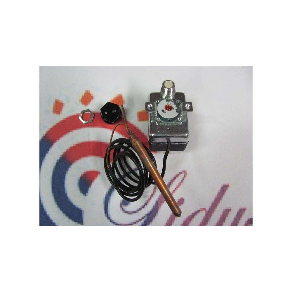 Termostat blokační DAKON Daline PTE Bosch Tronic Heat  , DAMAT Pyro G ,  DOR 5F Pelety