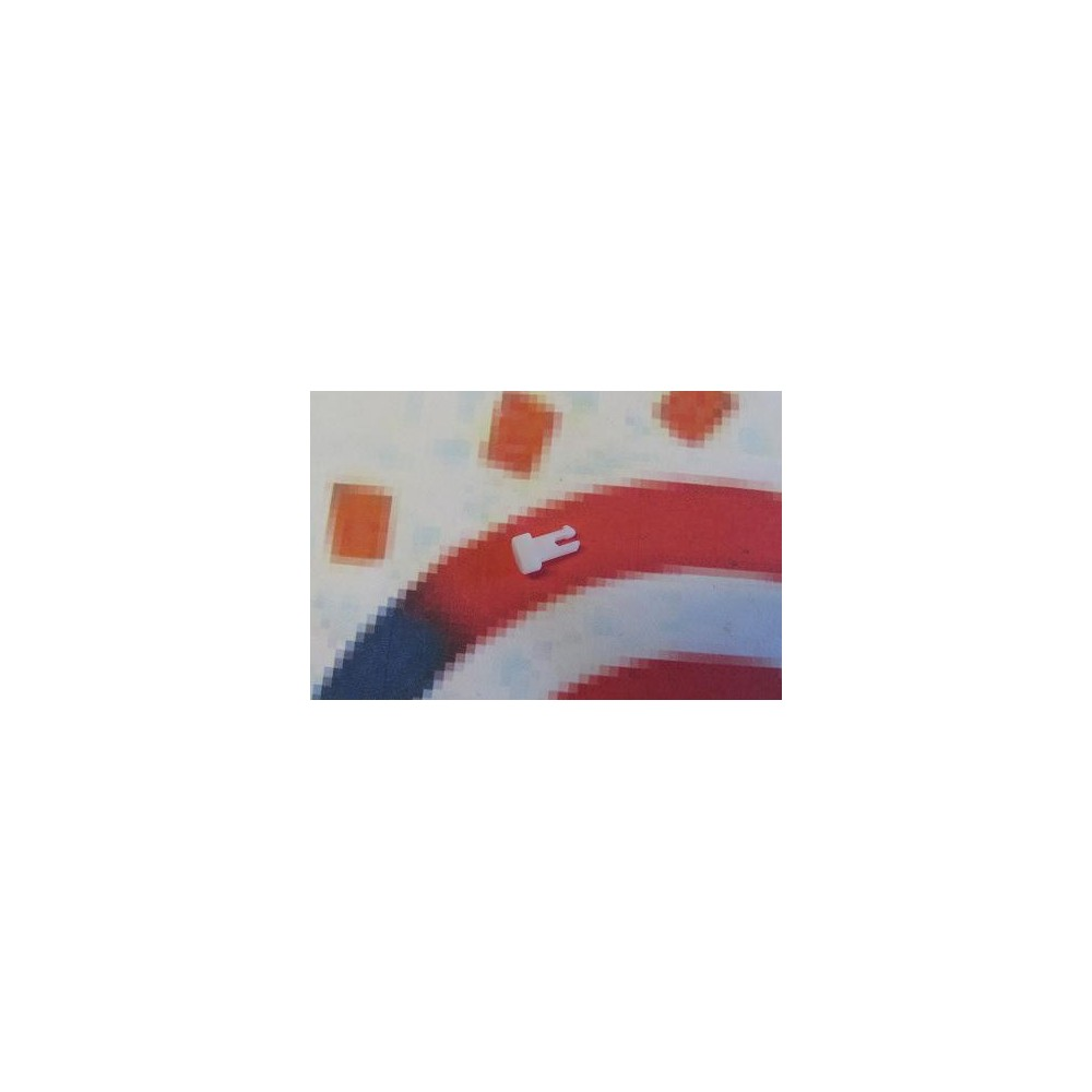 Hřídelka ovládacího knoflíku CLN , TCLN