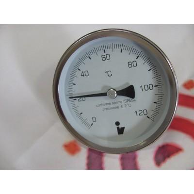 Teploměr 100/50  0-120°C