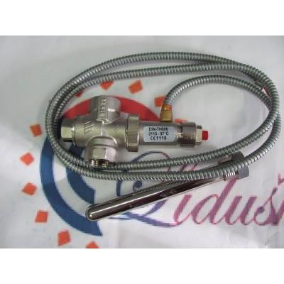 Ventil termostatický STS 20  pro chladící smyčku  DAKON