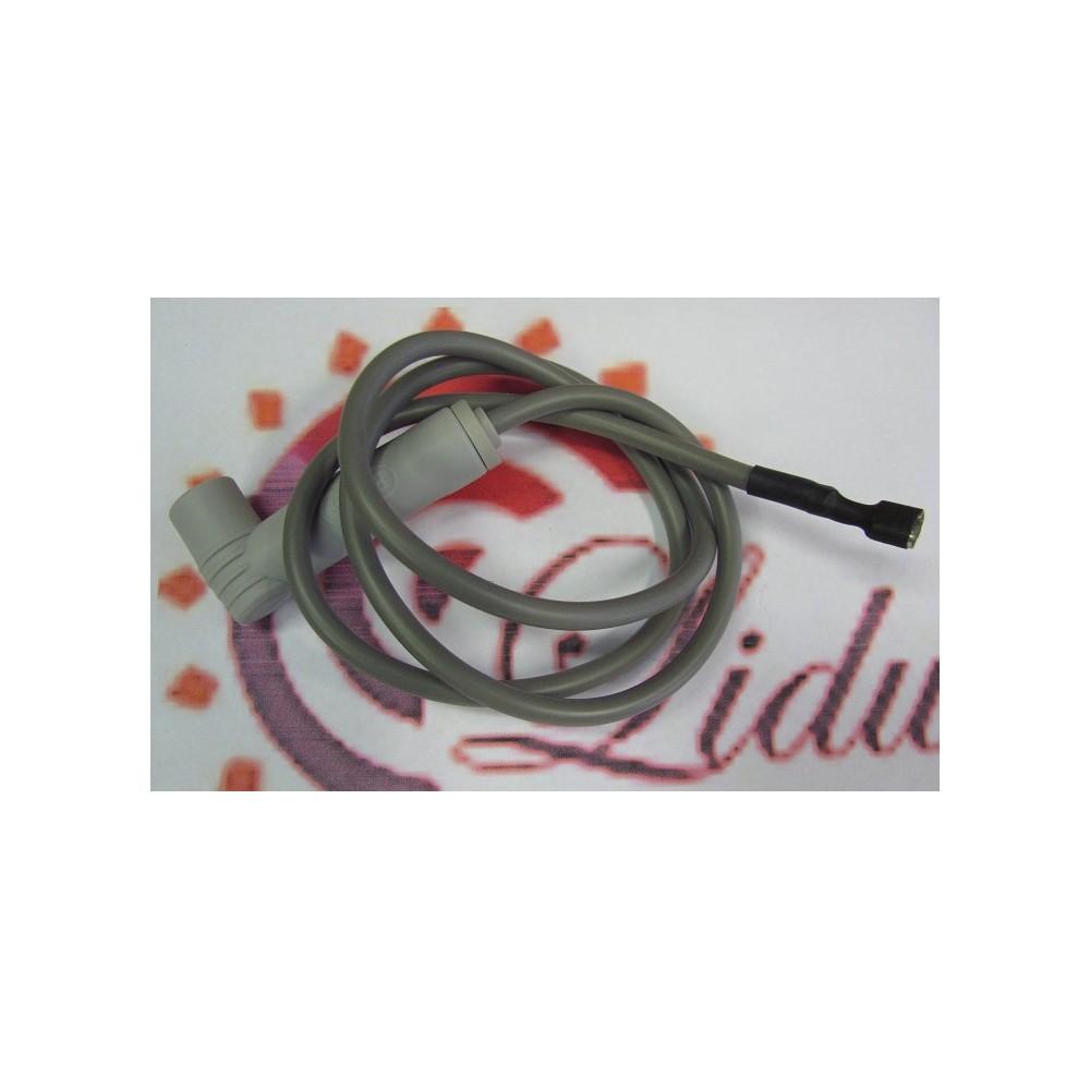 Kabel k ionizační elektrodě