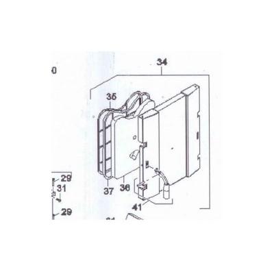 Kryt izolace dveří přikládací komory ON FB 2 AUTOMAT