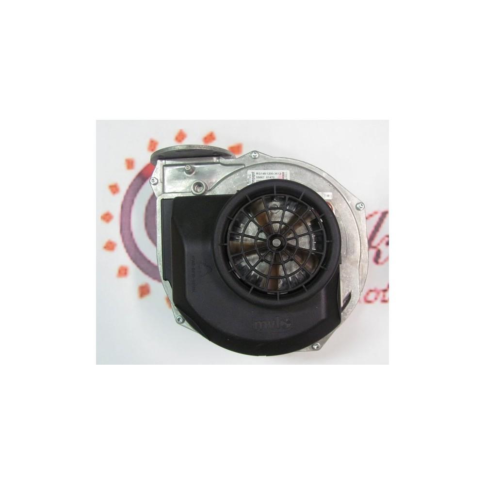 Ventilátor RG148/1200 230V DAKON KZ 35