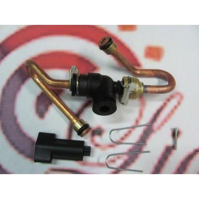 Napouštěcí ventil-sestava