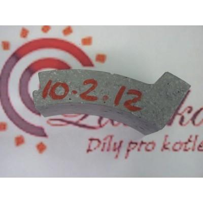 Cihla šamotová boční KP Pyro F 32 , 38