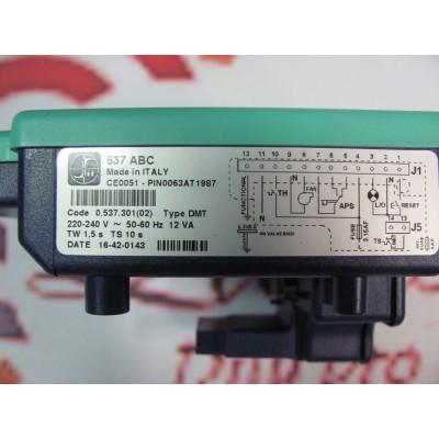 Automatika zapalovací SIT 537 ABC turbo