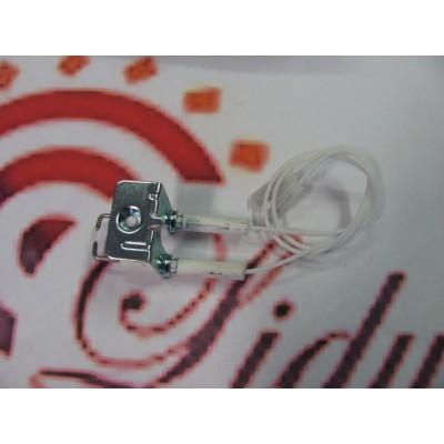 Elektrody zapalovací s kabelem a držákem