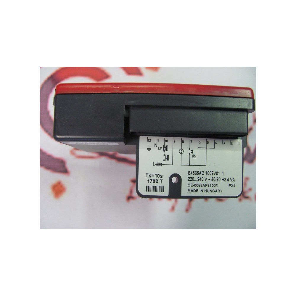 Automatika zapalovací Honeywell S 4565 AD 1009 0020025226