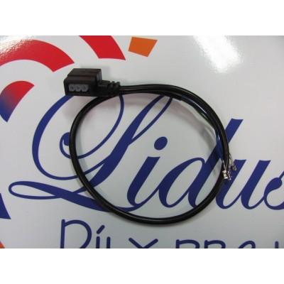 Kabel čerpadla WILO d-50cm s konektory