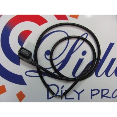 Kabel čerpadla WILO d-85cm bez konektorů