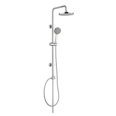 Sprchová souprava Sonáta, plastová hlavová sprcha a třípolohová ruční sprcha