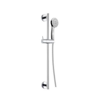 Sprchová souprava, pětipolohová sprcha, dvouzámková nerez...