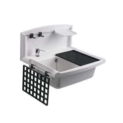 Držák na mýdlo pro umyvadlo Multiset