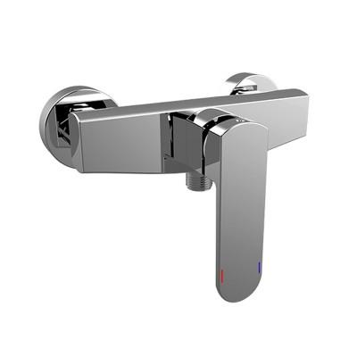 Sprchová nástěnná baterie, Mada, 150 mm, bez příslušenství, chrom