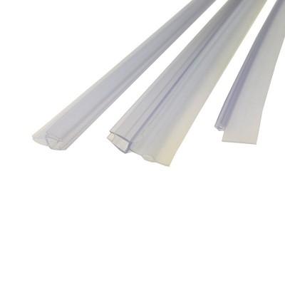 Sada magnetických lišt pro sprchové kouty Mistica, čtvercové, obdélníkové, 2 ks