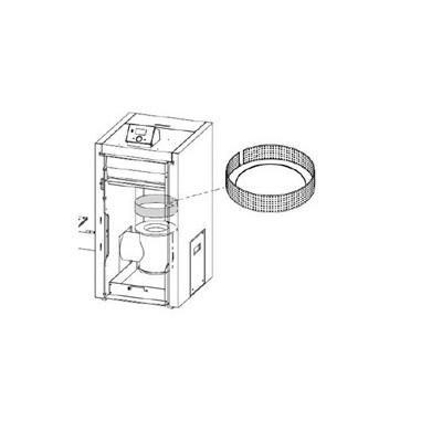 Retorta na pelety USB-A 20-25   DAKON DOR N