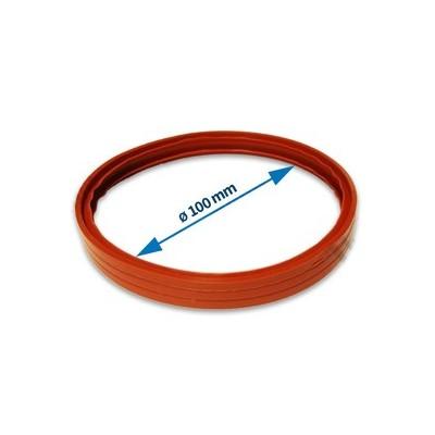 Těsnící kroužek, 2 břity - průměr 100 mm
