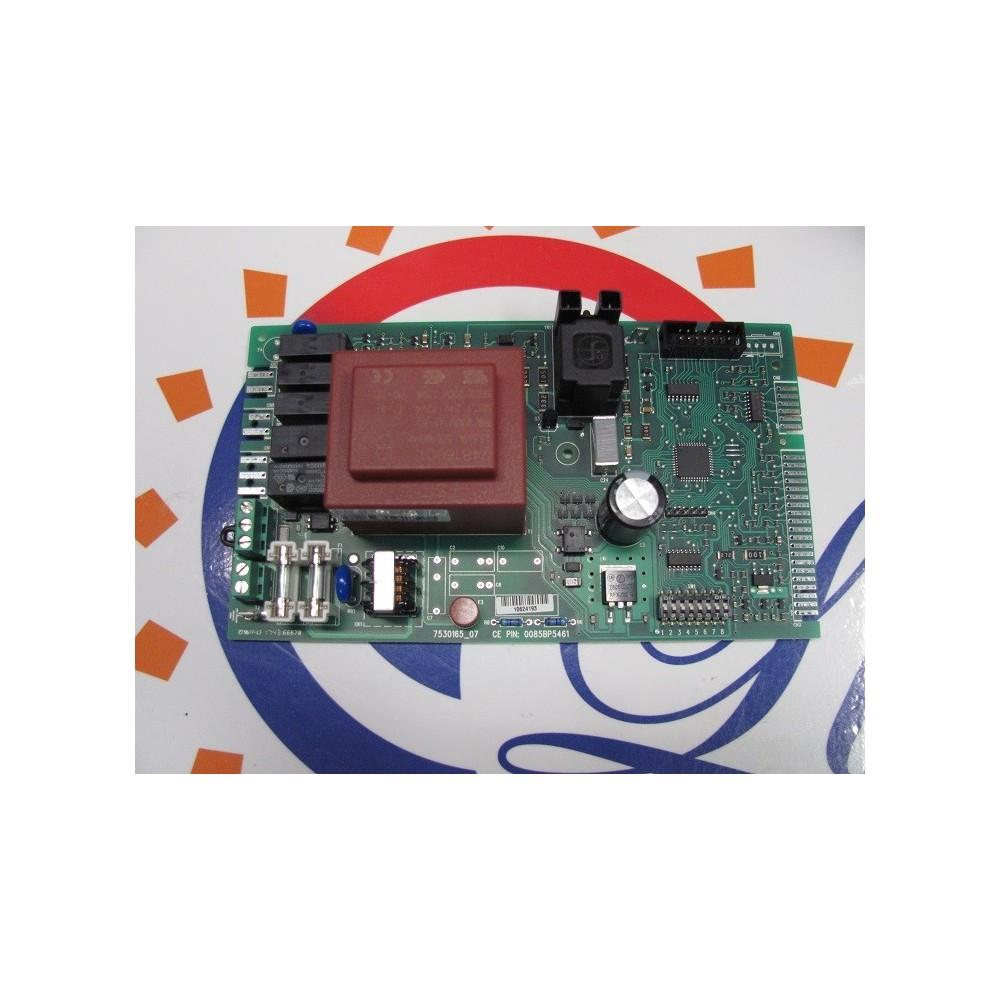 Elektronika řídící DAKON DAGAS 02/03 ( automatika ovládací)