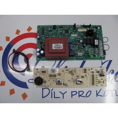 Automatika řídící a ovládací BLX - univerzální